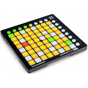 MIDI-контроллер Novation Launchpad Mini MK2