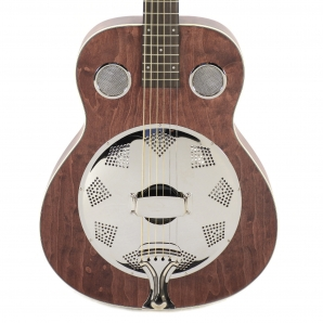 Резонатор Fender Brown Derby Resonator