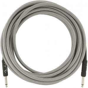 Инструментальный кабель Fender Cable Professional Series 18.6' 5.5 m White Tweed