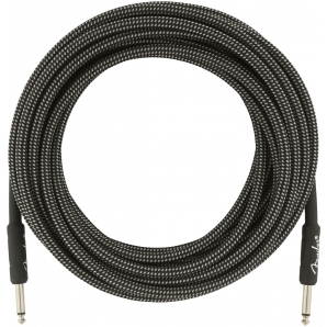 Инструментальный кабель Fender Cable Professional Series 25' 7.5 m Grey Tweed