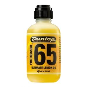 Очиститель накладки грифа Dunlop 6554 Fretboard 65 Ultimate Lemon Oil