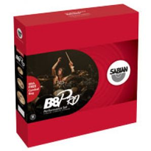 Комплект тарелок Sabian B8 Pro Performance Set SP