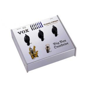 Педаль эффектов Vox Cooltron Big Ben Overdrive