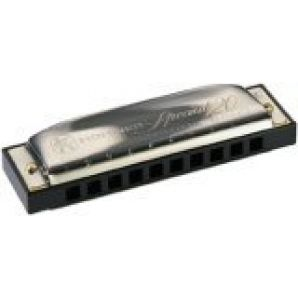 Губная гармошка Hohner Country Special (M560936)