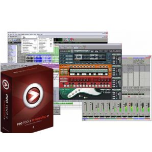 Программное обеспечение M-Audio Pro Tools M-Powered