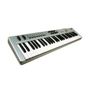 MIDI-клавиатура  M-Audio Radium 61 USB MIDI Keyboard