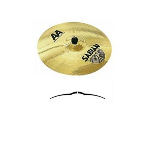 "Тарелка Sabian 18"" AA Medium Thin Crash"