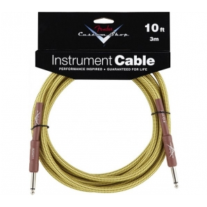 Инструментальный кабель Fender Custom Shop Performance Series Cable 10' TW