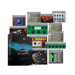 Программное обеспечение M-Audio Digidesign Factory Pro Bundle