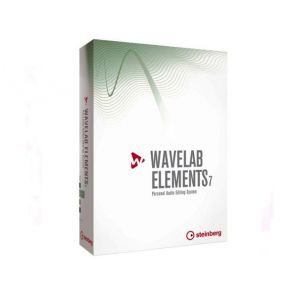 Программное обеспечение Steinberg WaveLab Elements 7