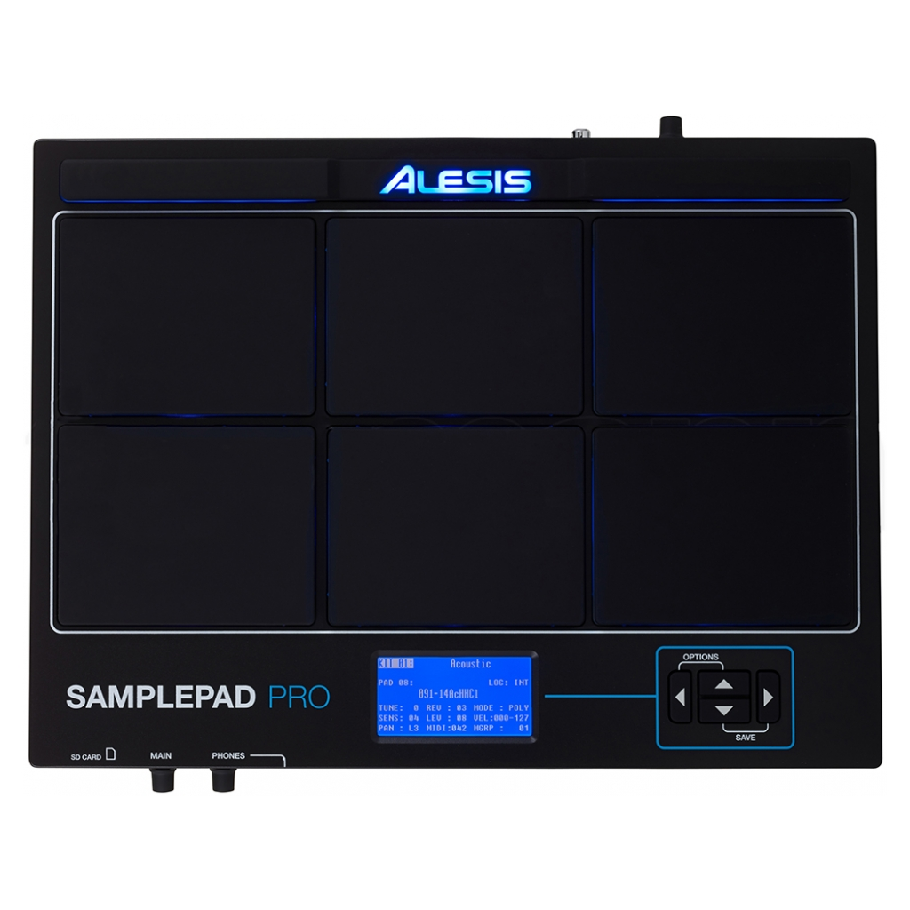 Alesis Samplepad Pro Инструкция На Русском - фото 5