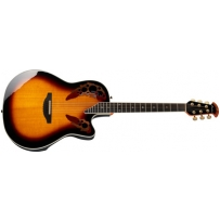 Электроакустическая гитара Ovation 2078AX-1 Elite AX Sunburst