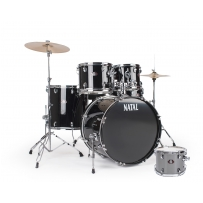 Ударная установка Natal DNA US Fusion Drum Kit Silver