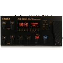 Гитарный процессор Boss GT100