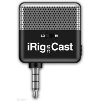Конденсаторный микрофон IK Multimedia iRig Mic Cast