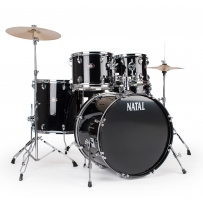 Ударная установка Natal DNA US Fusion Drum Kit Black
