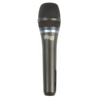 Конденсаторный микрофон IK Multimedia iRig Mic HD