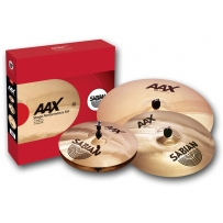 Комплект тарелок Sabian AAX Stage Perfomance Set Briliant