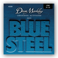 Струны для электрогитары Dean Markley 2558 BlueSteel Electric LTHB 6 (.010 - .052)