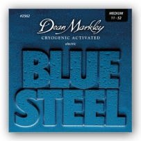 Струны для электрогитары Dean Markley 2562 BlueSteel Electric MED 6 (.011 - .052)