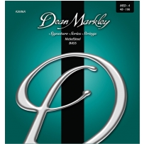 Струны для бас гитары Dean Markley 2606A Nickelsteel Bass MED4 (.048 - .106)