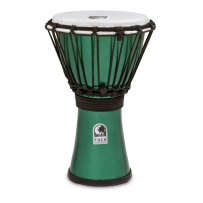 Джембе Toca TFCDJ-7MG Freestyle Metallic Green