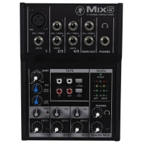 Микшерный пульт Mackie Mix5
