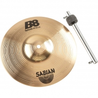 "Тарелка Sabian 10""  B8 Splash'n'Stacker Pack"