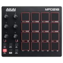 MIDI контроллер Akai MPD 218