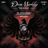 Струны для электрогитары Dean Markley 8003 BlackHawk Electric CL (.09-.46)
