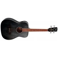Акустическая бас гитара Cort AB590MF BOP with Bag