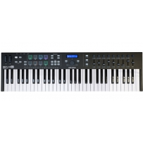 MIDI-клавиатура Arturia KeyLab Essential 61 Black Edition