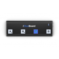 Футконтроллер IK Multimedia iRig Blueboard