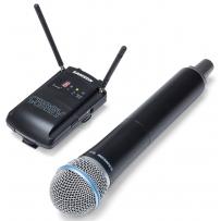 UHF радиосистема Samson Concert 88 Camera Handheld (SWC88VHQ8E)