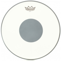 "Пластик Remo Controlled Sound 14"" Coated Black Dot (CS-0114-10)"