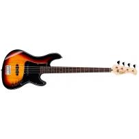 Бас гитара Cort GB34JJ 3TS