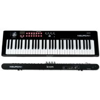 MIDI-клавиатура iCON Neuron-6 (Black)