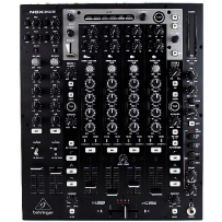 DJ микшер Behringer NOX606