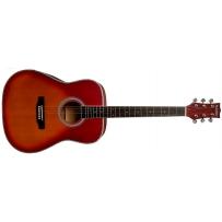 Акустическая гитара Parksons JB4111 Sunburst