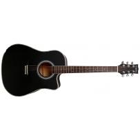 Акустическая гитара Parksons JB4111C Black