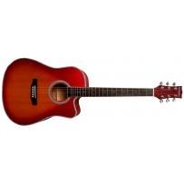 Акустическая гитара Parksons JB4111C Sunburst