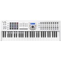 MIDI-клавиатура Arturia KeyLab 61 MKII White