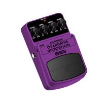 Педаль эффектов Behringer OVERDRIVE/DISTORTION OD100