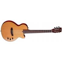 Полуакустическая гитара Cort Sunset Nylectric NAT