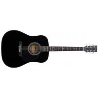 Акустическая гитара Maxtone WGC4011 (BK)