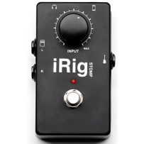 Аудиоинтерфейс IK Multimedia iRIG Stomp