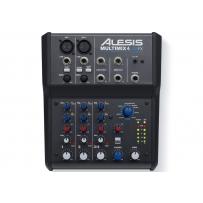 Микшерный пульт Alesis MultiMix 4 USB FX