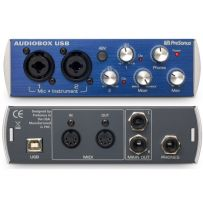 Аудиоинтерфейс Presonus AudioBox USB