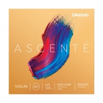 Струны для скрипки D'Addario A310 4/4M Ascenté Violin Strings