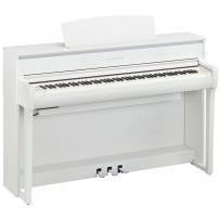 Цифровое пианино Yamaha CLP-675 WH